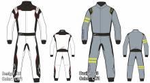 Alpinestars - Alpinestars Tech Vision Custom Racing Suit - Image 7